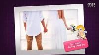 A0359  爱神丘比特卡通动感浪漫时尚爱情求婚婚礼AE模板