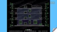 农村三层乡村别墅户型图 房屋外观设计效果图