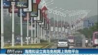 海南拟设立离岛免税网上购物平台[财经早班车]