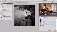 黑白照片处理