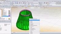 midas NFX_CAD模型简化