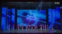 天津体育学院申博晚会舞蹈啦啦操