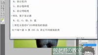 ps保存网页格式平面设计ps视频教程