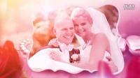 A00705--唯美婚礼甜蜜爱情浪漫展示AE模板