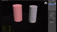 3D教程3DMAX教程3D基础3D入门3D灯光3D材质3D建模3D渲染3D圆柱体