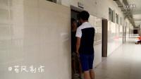 【若风传媒】万万没想到高中生花样美男子被偷袭,学生这样打招呼也可以?!实拍
