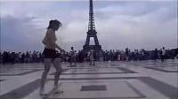 鬼步舞界性感美女舞神,霸气侧漏!曳步舞教学视频街舞视频跑酷视频大师高手