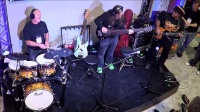 Bass Masters at NAMM 2014- Steve Bailey, Victor Wooten, and an ADL 700