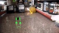c4d摄像机反求实例——机器人