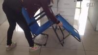 躺椅折叠视频