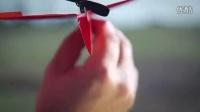 新发明——PowerUp 3.0 -智能手机控制的纸飞机,真正可以控制飞行的纸飞机!!!