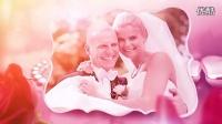 A0417 唯美浪漫优雅婚礼甜蜜爱情故事相册展示AE模板