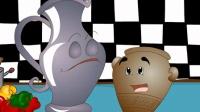 三年级语文上册27 陶罐和铁罐_flash动画朗读课件