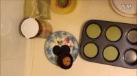 抹茶大理石花纹芝士蛋糕