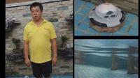 迪威乐总经理侯刚携定制化防水半球冰桶挑战