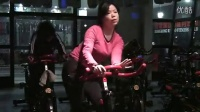 莱美动感单车动作欣赏