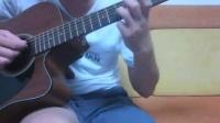 【琴友】吉他指弹岸部真明《花》(视频)
