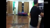 幼儿园早操-中班器械操-中班韵律操(兔子舞)
