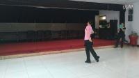 朱老师舞蹈系列--大扇舞《芦花》背面