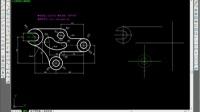CAD2013经典绘图实例7