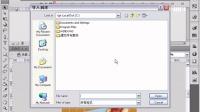【flash】1.4 导入文件与素材