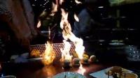 火焰香蕉冰激凌