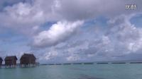 马尔代夫的天是蓝蓝的天