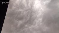 天雷滚滚,中山三角机场