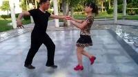 忠之兰广场舞双人舞女儿圈