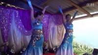 大地飞歌庆典女子双人舞蹈《彩云之南》