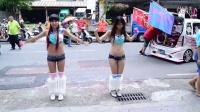 台湾庙会辣妹钢管热舞秀 002 视觉盛宴视频强迫症