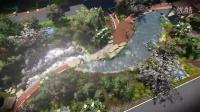 河南阳光国际住宅区景观设计
