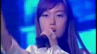 韩国经典MTV《因为是女子》(英文名《KISS》)现场版MV