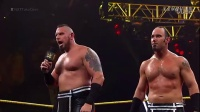 WWE  2014年9月11日   总经理威廉  狂野角斗士【职业摔跤   综合格斗 MMA  拳击  UFC】