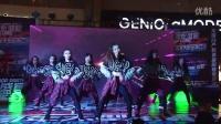 【富阳TOP★ONE街舞】一周年公演开场舞TOP GIRLS 女团齐舞