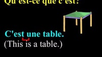 台湾céline老师法语教学 第三课 问名字