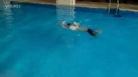 蛙泳:4.1怎样才能游得快--无停顿,无漂浮