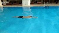 蛙泳:4.2怎样才能游得快--漂