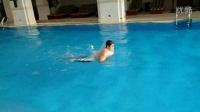 蛙泳:4.7怎样才能游得快--缩短漂浮,加快频率,控制节奏