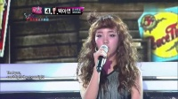 Kpop Star 第一季 KPOP STAR 120325 朴智敏震撼演绎获满分