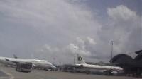 在香港下飞机过海关取托运的行李