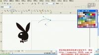 CorelDRAW视频教程  CDR字体设计 CDR平面设计12
