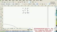 CorelDRAW X5全套教程矢量绘图平面设计广告设计椭圆工具06