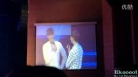 娱乐新闻:李钟硕Fanmeeting in Seoul 金宇彬上台互动全程饭拍