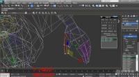 第三课 骨骼架设定-3Dmax新手入门基础视频教程