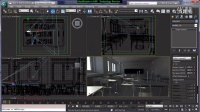 finalRender 4 GPU 物理相机技术预览