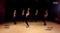 韩国舞蹈《提线木偶》爵士舞教学视频 零基础JAZZ 皇后舞蹈工作室