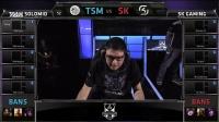 TSM vs SK Gaming S4全球总决赛 B组小组赛