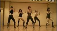 韩国美女甩奶舞