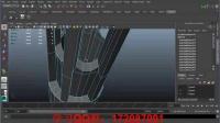 步枪-枪管部分细节制作-maya玛雅新手入门基础视频教程案例